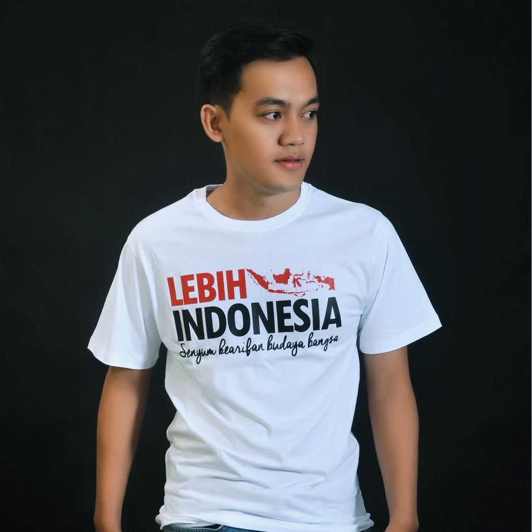 Indonesia White Shirt