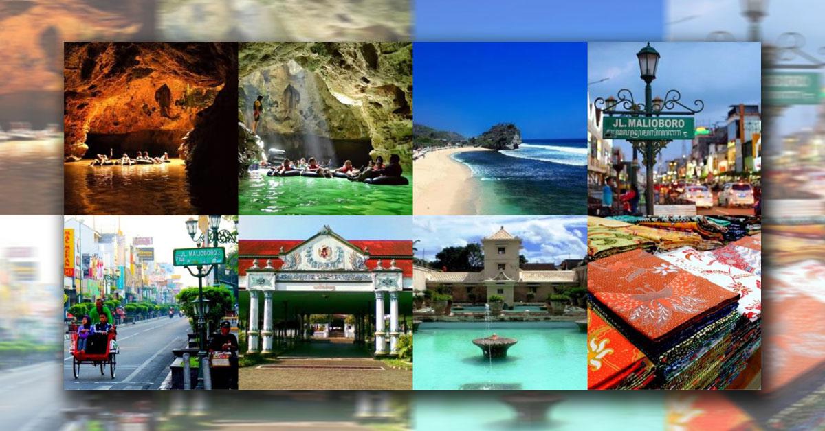 wisata jogja pantai indrayanti PAKET TOUR WISATA JOGJA 2H 1M GOA PINDUL INDRAYANTI