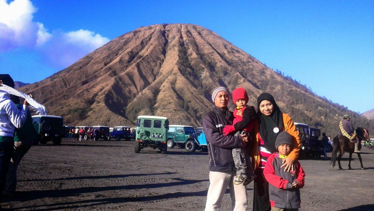 Paket Wisata Malang Batu Bromo 4 Hari 3 Malam Family
